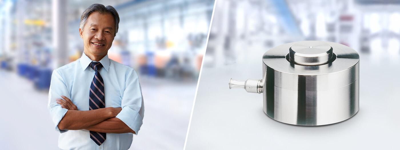 PR 6211: Kompakt Basma Tipi Load Cell