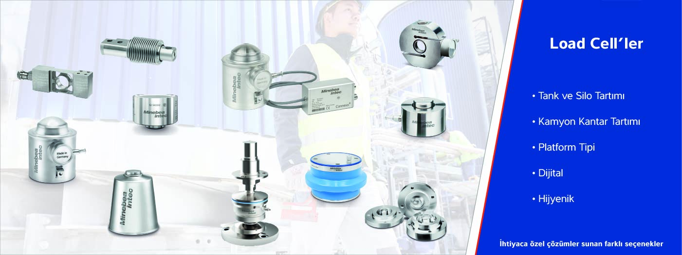 Load Cell'ler